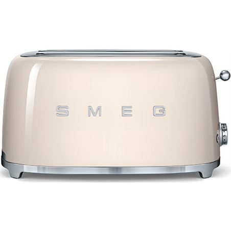 Smeg tsf02creu - tostador, 1500w, color crema