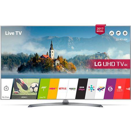 Lcd led 65 Lg 65UJ750V ips 4k hdr dolby smart tv