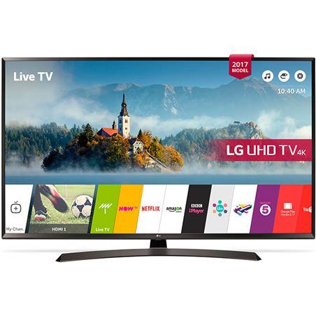 Lcd led 55 Lg 55UJ634V ips 4k hdr smart tv