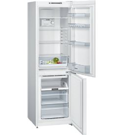 Combi nofrost Siemens KG36NNW3A blanco 186cm a++ - todoelectro