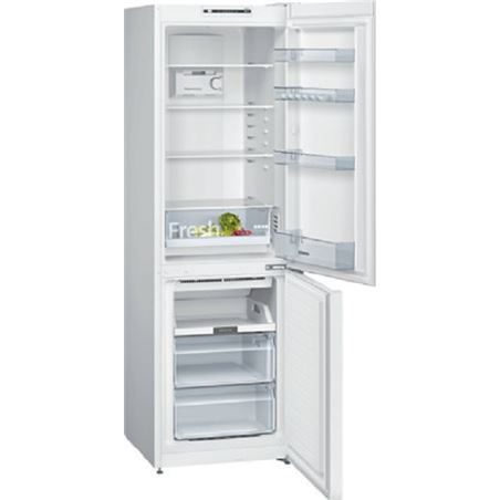 Combi nofrost Siemens kg36nnw3a blanco 186cm a++
