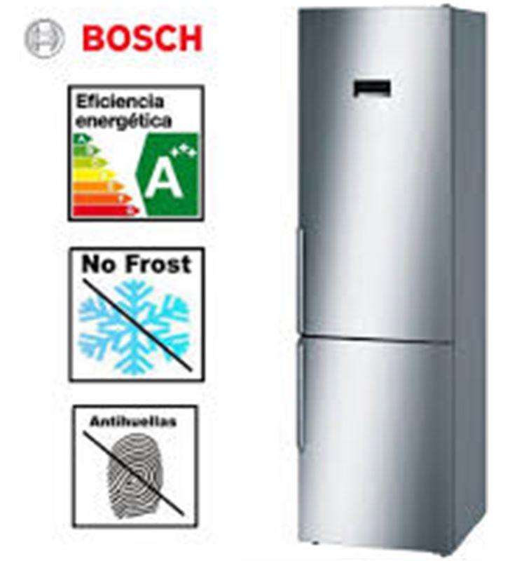 Combi nofrost Bosch KGN39XI4P inox 203cm a+++ - KGN39XI4P