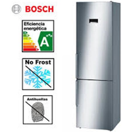 Combi nofrost Bosch KGN39XI4P inox 203cm a+++