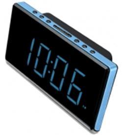 Sunstech FRD28BL radio reloj Radio Radio/CD - FRD28BL