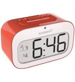 Despertador Sunstech CKD30RD - CKD30RD