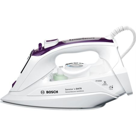 Plancha vapor blanco Bosch tda703121a 3100w BOSTDA703121A