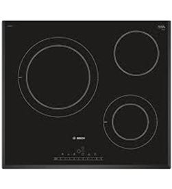 Bosch PKK651FP2E placa eléctrica vitroc 60cm 3zon Vitrocerámicas - PKK651FP2E