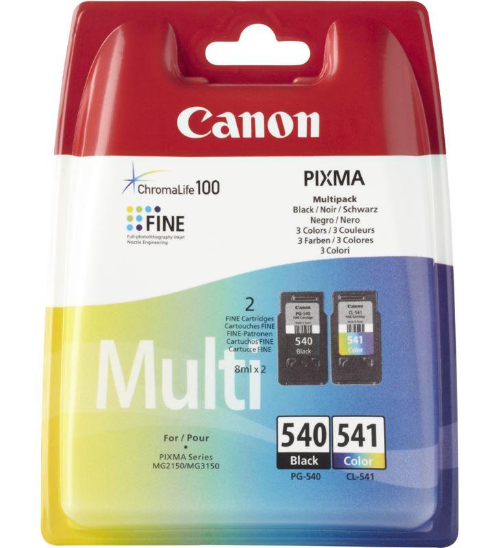 Cartucho tinta Canon pg-540/cl-541 bl 5225B006 Accesorios informática - 5225B006
