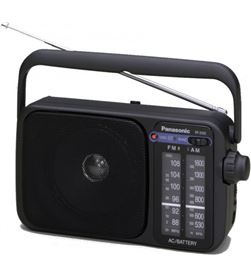 Radio portatil Panasonic RF2400DEGK Radio Radio/CD - PANRF_2400DEG_K