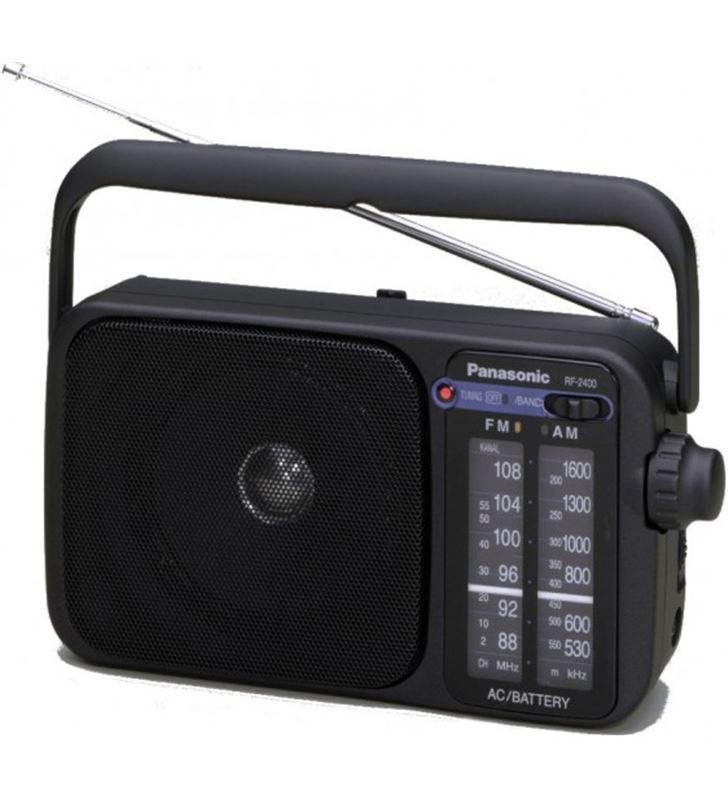 Panasonic RF2400DEGK radio portatil Radio Radio/CD - PANRF_2400DEG_K