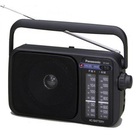 Radio portatil Panasonic RF2400DEGK