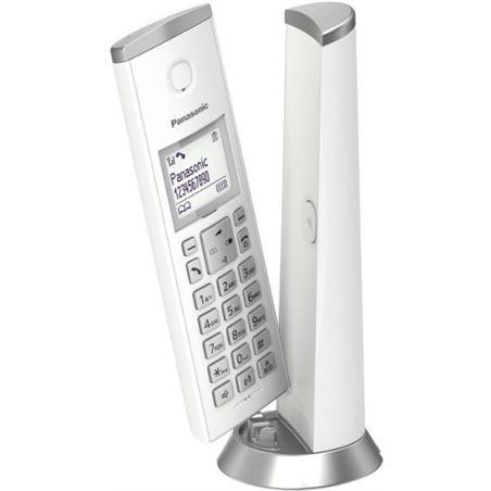 Telefono Panasonic kxtg210spw, dect. manos libres KXTGK210SPW