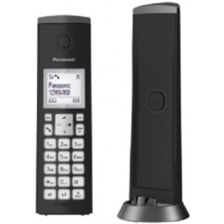 Telefono Panasonic kxtg210spb, dect. manos libres KXTGK210SPB