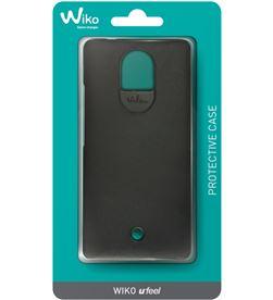 Carcasa Wiko ufeel negra WICT0006 Accesorios telefonia - WICT0006