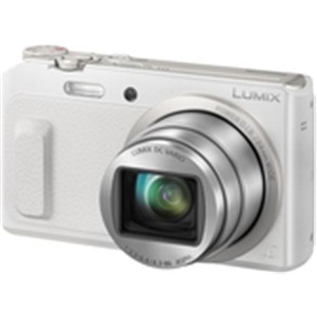 Camara fotos Panasonic dmc-tz57eg-w 16mp 20x 24mm DMCTZ57EGW