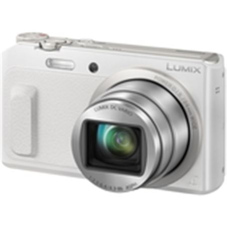 Camara fotos Panasonic dmc-tz57eg-w 16mp 20x 24mm DMCTZ57EGW