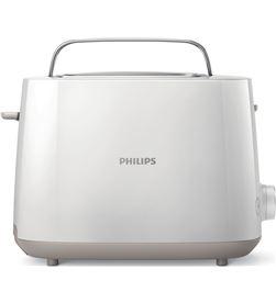 Tostador Philips HD2581/00 2 ranuras blanco 830w Tostadores - 03164247