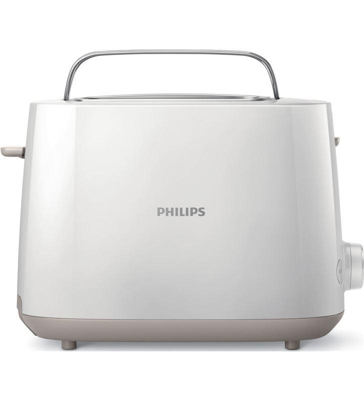 Philips HD2581/00 tostador 2 ranuras blanco 830w Tostadores - 03164247