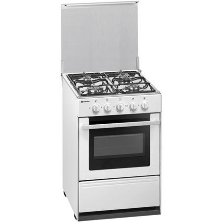 Cocina convertical  Meireles G2540VWNAT 4gas, horno a gas