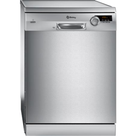 Lavavajillas 60cm Balay 3VS572IP inox a++ 13cub.