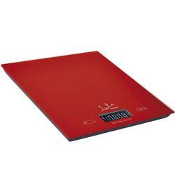 Balanza cocina Jata hogar 729R roja 5kg - 729R