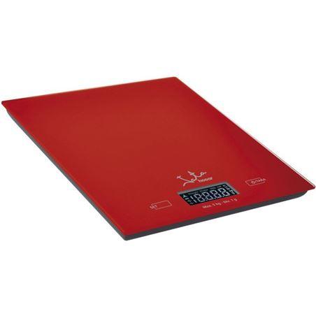 Balanza cocina Jata hogar 729R roja 5kg