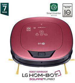 Lg robot aspirador VR6600PG hombot rojo - VR6600PG