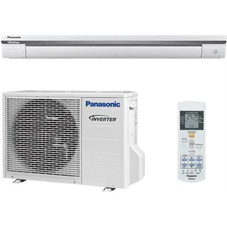 Panasonic (2) conjunto a.a. kitte35tke, inverter,3,5 kw pancute35tke