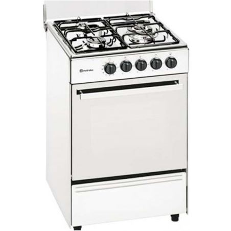 Cocina gas Meireles g2302dvw nat 3f 56,5cm blanca G2302DVWNAT