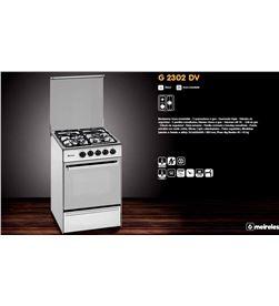 Cocina convertical  Meireles E531XNAT, 3 fuegos (1 trx - E531XNAT