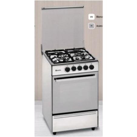 Cocina convertical  Meireles G603WNAT, blanca