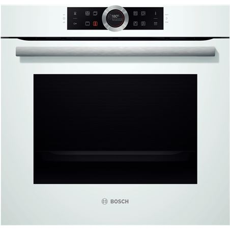 Horno independiente  partner Bosch HBG675BW1 60l, multio