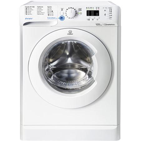 Indesit lavadora carga frontal bwa 81283x w eu 8 kg 1200 rpm BWA81283XWEU