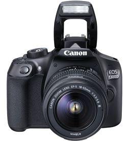 Canon eos 1300d 18-55mm iii - bolsa 100eg - tarjeta sd 8gb - paño limpieza CAN1160C109 - 1160C109