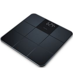 Bascula baño Beurer GS235 digital cristal negra - GS235