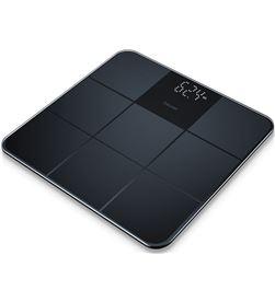 Bascula baño Beurer GS235 digital cristal negra Básculas de baño - GS235