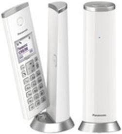Telefono inal Panasonic kx-tgk212spw premium blan KXTGK212SPW - KXTGK212SPW