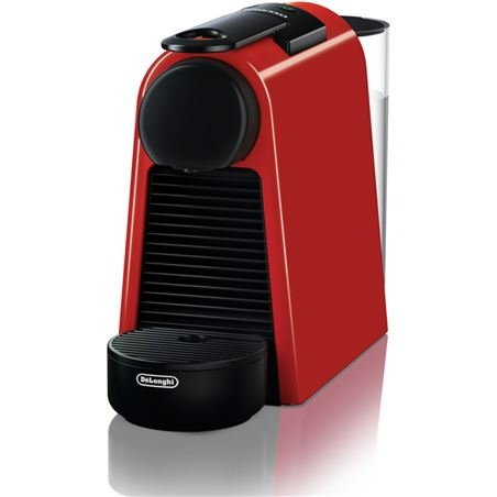 Cafetera essenza mini EN85R, roja, Delonghi