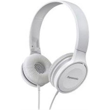 Auricular diadema Panasonic RPHF100EW, dj juvenil