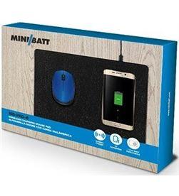 Alfombrilla raton Minibatt carga inalambrica MBPAD - MBPAD