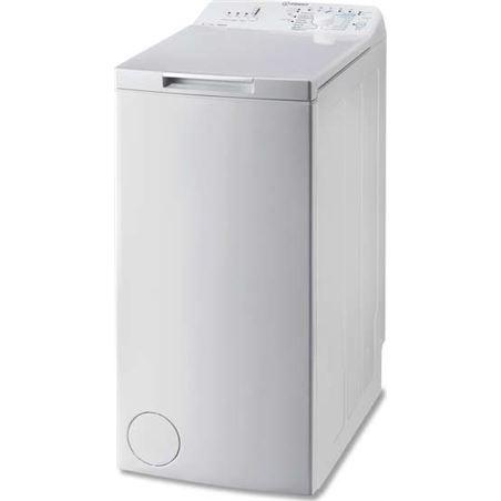 Lavadora carga superior Indesit BTWA71253