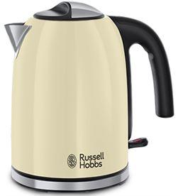 Hervidor Russell hobbs RH20415-70 1,7l crema Hervidoras Cocedoras - RH20415-70