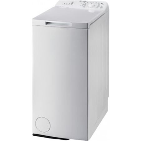 Lavadora carga superior Indesit BTWA61052