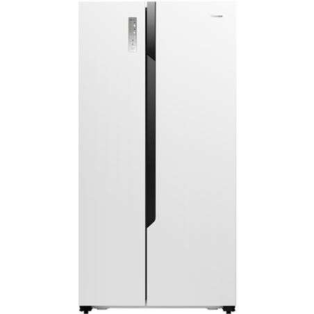 Frigorifico side by side RS670N4HW1 Hisense,