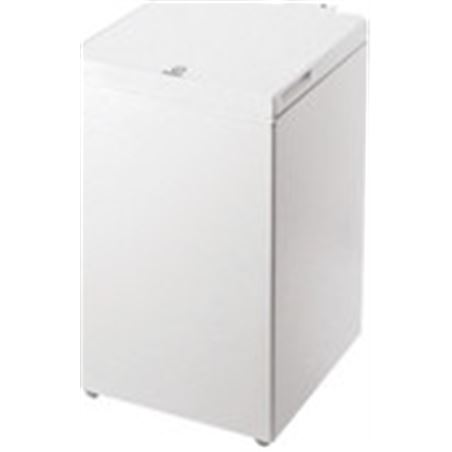 Whirlpool congelador h indesit os1a1002 53cm blanco a+