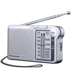 Panasonic RFP150DEGS radio bolsillo Radio Radio/CD - PANRF_P150DEG_S