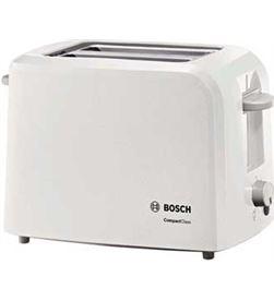 Boschp tostador bosch tat3a011 2 ranuras blanco bostat3a011 - TAT3A011