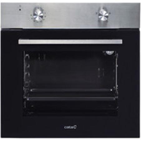 Horno Cata se6204x independiente convencional inox/negro a 07044600