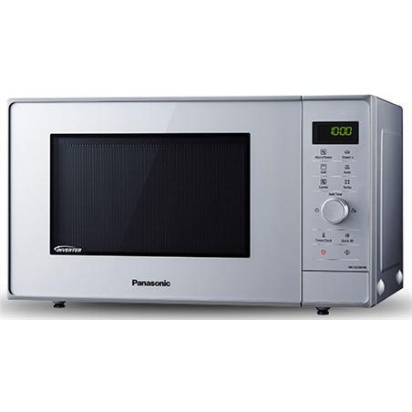 Microondas grill 23l Panasonic nn-gd36hmsug plata NNGD36HMSUG