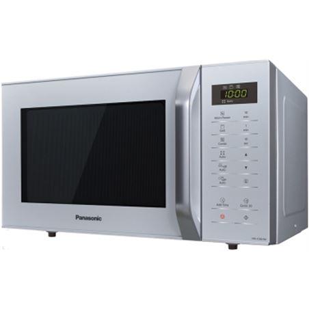 Microondas grill 23l Panasonic nn-k36hmmepg plata NNK36HMMEPG